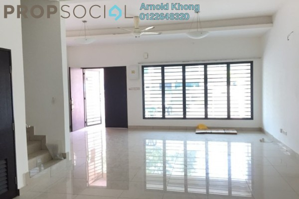 For Sale Terrace at Bandar Damai Perdana, Cheras South Freehold Semi Furnished 5R/5B 890k