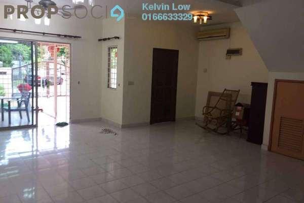 For Rent Terrace at BU12, Bandar Utama Freehold Semi Furnished 4R/3B 2.2k