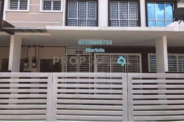 For Sale Terrace at Meru Perdana 2, Chemor Freehold Semi Furnished 4R/3B 450k