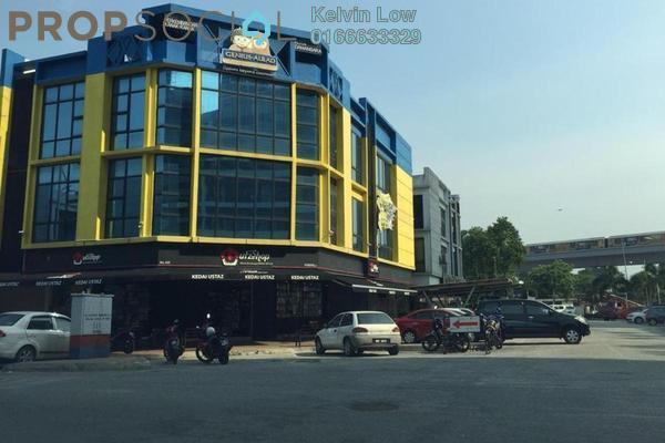 For Rent Shop at The Core, Kota Damansara Freehold Unfurnished 0R/0B 4.5k