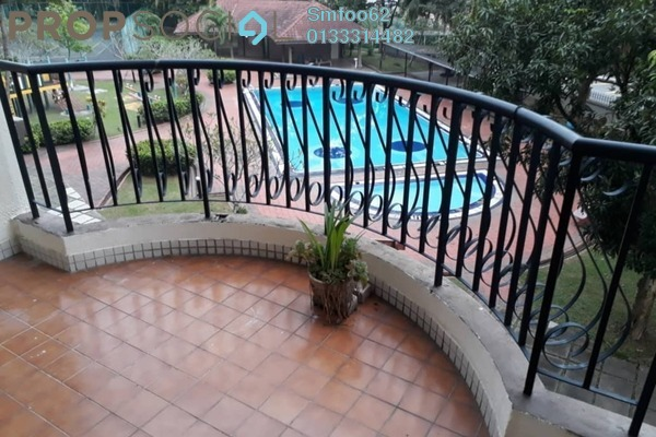 For Rent Condominium at Section 2, Wangsa Maju Freehold Semi Furnished 3R/2B 1.7k