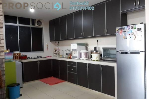 For Sale Condominium at Platinum Lake PV12, Setapak Freehold Semi Furnished 3R/2B 520k