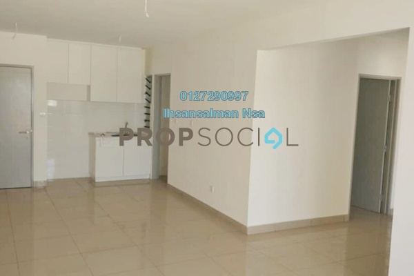 For Sale Serviced Residence at Sentrovue, Kuala Selangor Freehold Semi Furnished 3R/2B 310k