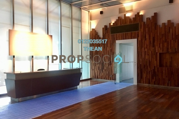 For Rent Office at Ascott Kuala Lumpur, KLCC Freehold Fully Furnished 0R/3B 64k