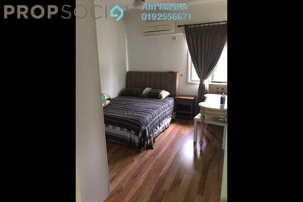 For Rent Townhouse at 327 Persiaran Ritchie, Ampang Hilir Freehold Fully Furnished 3R/3B 5k
