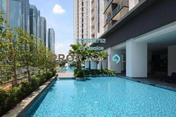 For Sale Serviced Residence at South View, Bangsar South Freehold Fully Furnished 3R/2B 1.25m