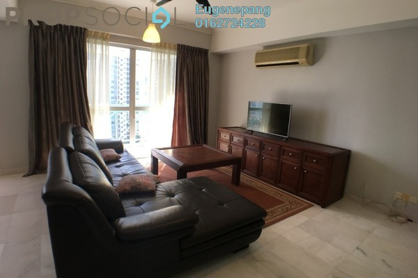 For Rent Condominium at D'Mayang, KLCC Freehold Fully Furnished 3R/3B 5k