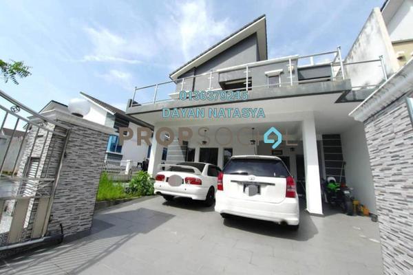For Sale Semi-Detached at Saujana Impian, Kajang Freehold Semi Furnished 5R/4B 1.1m