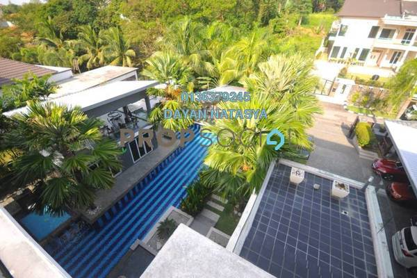 For Sale Bungalow at Country Heights Kajang, Kajang Freehold Fully Furnished 11R/12B 10.5m