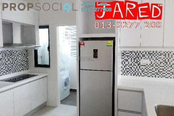 For Rent Condominium at Kemuning Utama, Shah Alam Freehold Semi Furnished 2R/2B 1.4k