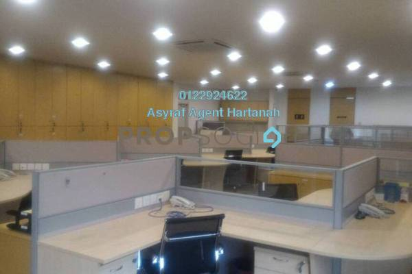 For Rent Shop at Laman Seri, Shah Alam Freehold Fully Furnished 0R/0B 23k