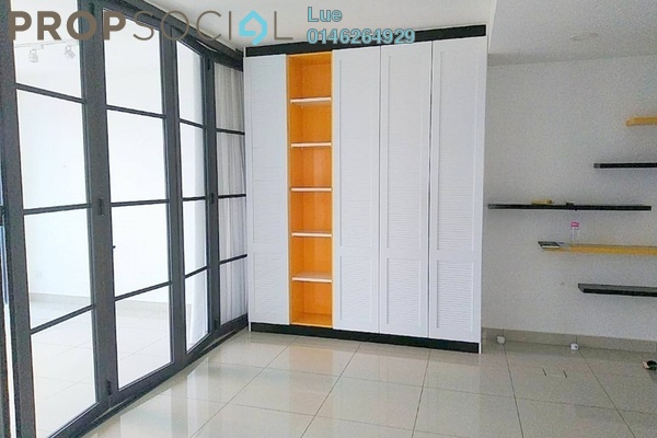 For Rent SoHo/Studio at Trefoil, Setia Alam Freehold Semi Furnished 2R/2B 2k