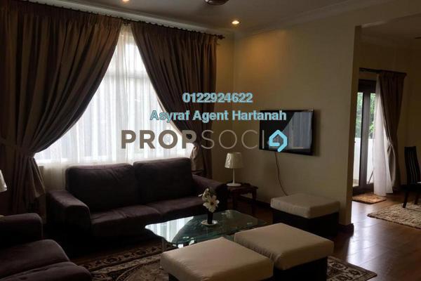 For Rent Condominium at Pantai Towers, Bangsar Freehold Fully Furnished 4R/3B 4k