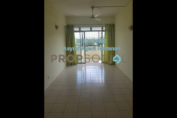 For Rent Apartment at Vista Seri Putra, Bandar Seri Putra Freehold Semi Furnished 3R/2B 1.1k