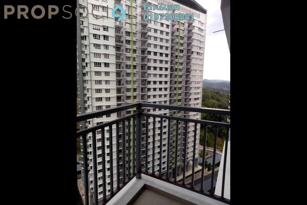 For Rent Apartment at PPA1M Pudina, Putrajaya Freehold Semi Furnished 3R/2B 13k