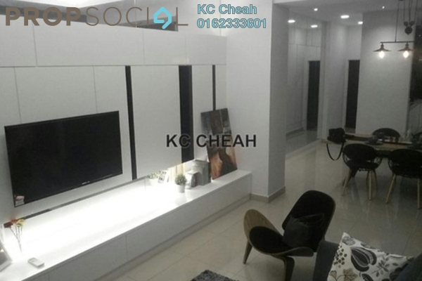 For Sale Condominium at Palm Garden Apartment, Klang Leasehold Semi Furnished 3R/2B 369k