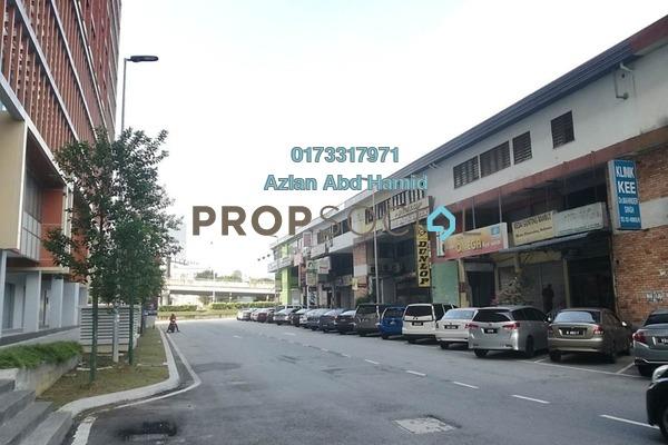 For Rent Shop at Taman Melawati, Kuala Lumpur Freehold Unfurnished 0R/2B 7k