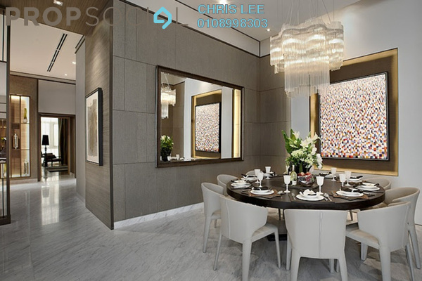 For Sale Condominium at Nobleton Crest, Ampang Hilir Freehold Semi Furnished 4R/4B 3.5m