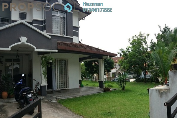 For Sale Terrace at Taman Puncak Jalil, Bandar Putra Permai Leasehold Semi Furnished 4R/3B 920k
