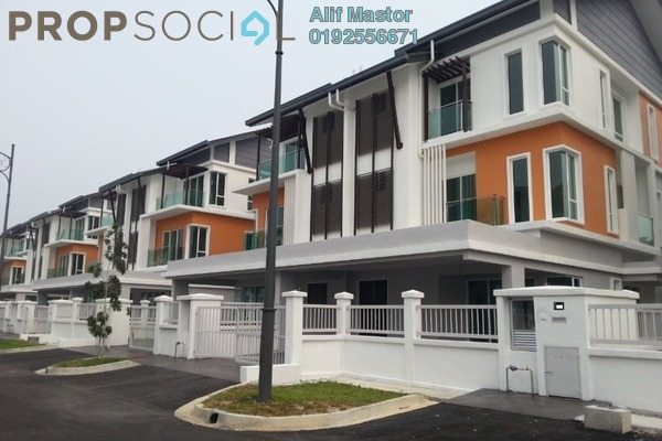 For Rent Terrace at Taman Kantan Permata, Kajang Freehold Unfurnished 6R/7B 2.5k