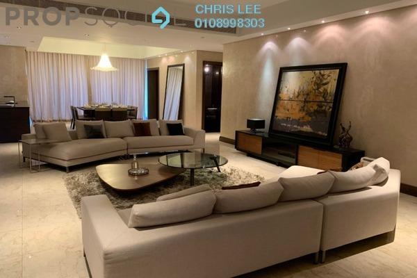 For Sale Condominium at Rimbun, Ampang Hilir Freehold Semi Furnished 4R/5B 5.2m