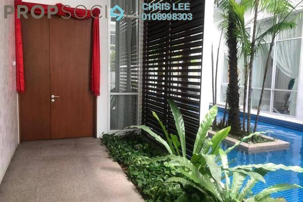 For Rent Condominium at Nobleton Crest, Ampang Hilir Freehold Semi Furnished 4R/4B 15k