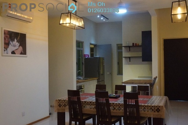 For Rent Terrace at Symphony Hills, Cyberjaya Freehold Fully Furnished 5R/4B 3.8k