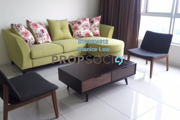 For Rent Condominium at Menjalara 18 Residences, Bandar Menjalara Freehold Fully Furnished 5R/3B 3k