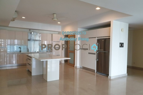 For Rent Condominium at 10 Mont Kiara, Mont Kiara Freehold Semi Furnished 5R/6B 12k