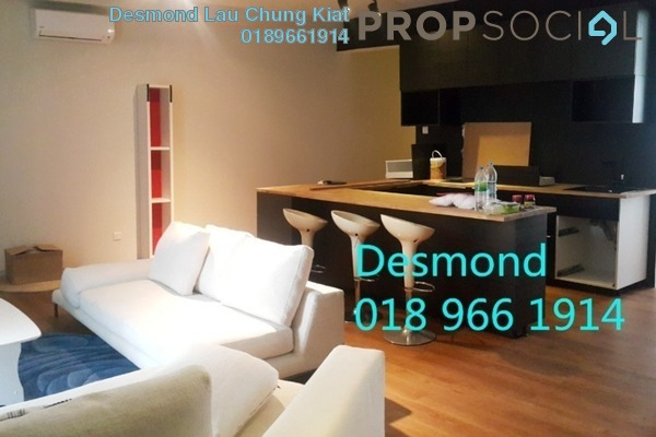 For Rent Condominium at Arte KL, Kuchai Lama Freehold Fully Furnished 4R/3B 2.8k