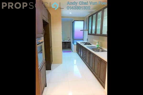 For Rent Condominium at Ara Hill, Ara Damansara Freehold Semi Furnished 3R/3B 4.2k