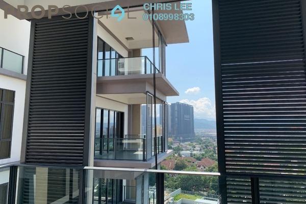For Sale Condominium at Rimbun, Ampang Hilir Freehold Semi Furnished 3R/4B 4.2m