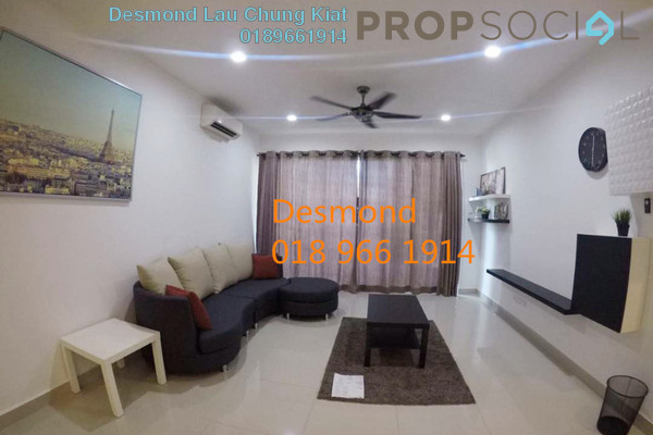 For Sale Condominium at Arte KL, Kuchai Lama Freehold Fully Furnished 4R/3B 650k
