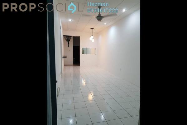 For Rent Terrace at Taman Seri Budiman, Bandar Mahkota Cheras Freehold Semi Furnished 3R/2B 1.3k