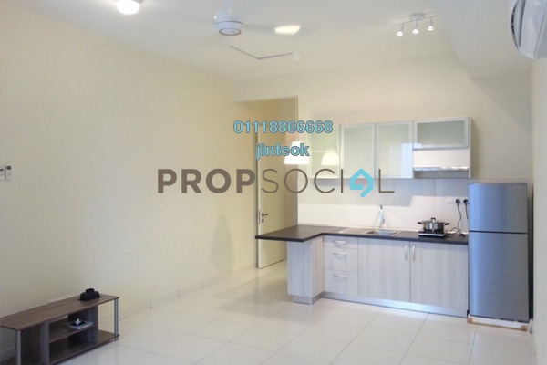 For Sale Condominium at Neo Damansara, Damansara Perdana Freehold Semi Furnished 0R/1B 340k