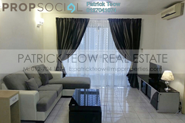 For Sale Condominium at Mont Kiara Bayu, Mont Kiara Freehold Fully Furnished 2R/2B 690k