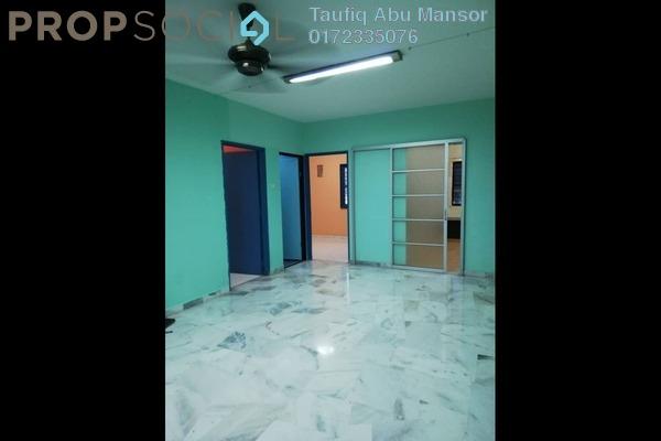 For Sale Apartment at Sri Endah Apartment, Sri Petaling Freehold Semi Furnished 3R/2B 328k
