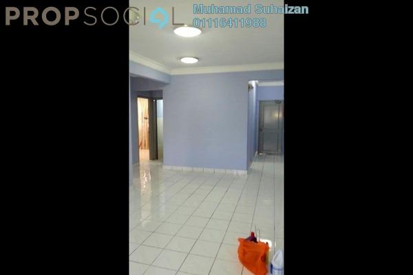 For Rent Apartment at SD2, Bandar Sri Damansara Freehold Semi Furnished 3R/2B 950translationmissing:en.pricing.unit