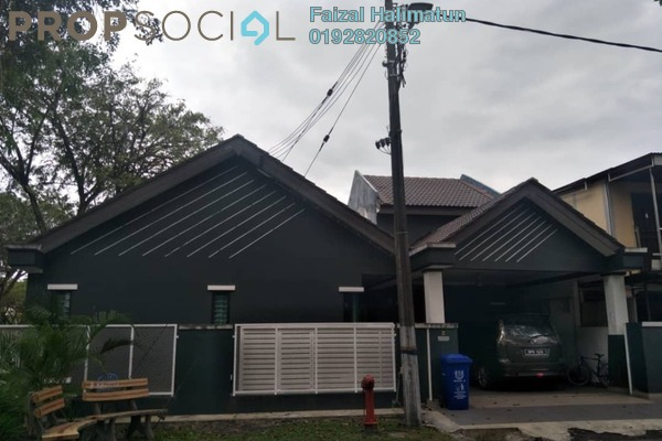 For Sale Terrace at Section 18, Shah Alam Freehold Unfurnished 6R/3B 520k