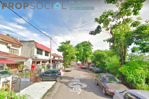 For Rent Terrace at Jalan Merpati, Bandar Puchong Jaya Freehold Semi Furnished 3R/2B 1.3k