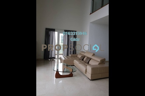 For Sale Condominium at Sunway Vivaldi, Mont Kiara Freehold Fully Furnished 4R/5B 3.3m
