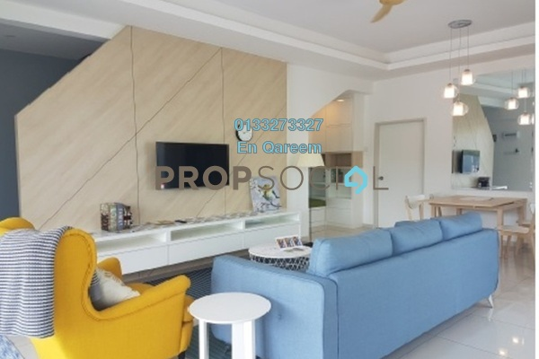 For Sale Semi-Detached at Kampung Sungai Merab, Kajang Leasehold Fully Furnished 4R/4B 778k