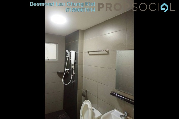 For Sale Condominium at Spring Avenue, Kuchai Lama Freehold Semi Furnished 3R/2B 650k