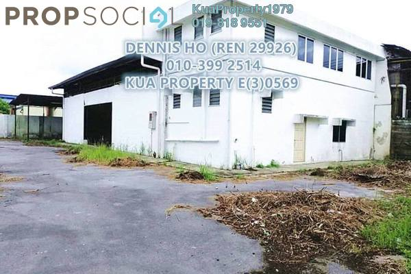 For Rent Factory at Kampung Bintawa, Kuching Freehold Unfurnished 0R/0B 3.5k
