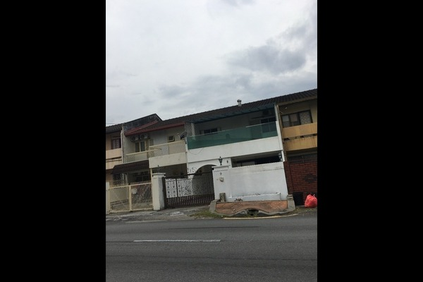 For Rent Terrace at SS2, Petaling Jaya Freehold Semi Furnished 4R/3B 1.9k