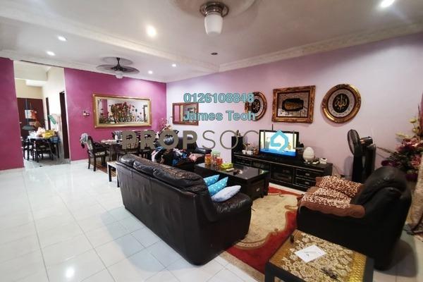 For Sale Terrace at Bandar Puteri Klang, Klang Freehold Semi Furnished 4R/4B 600k