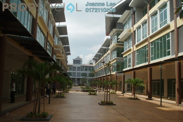 For Rent Shop at M Avenue, Segambut Freehold Unfurnished 0R/0B 4k