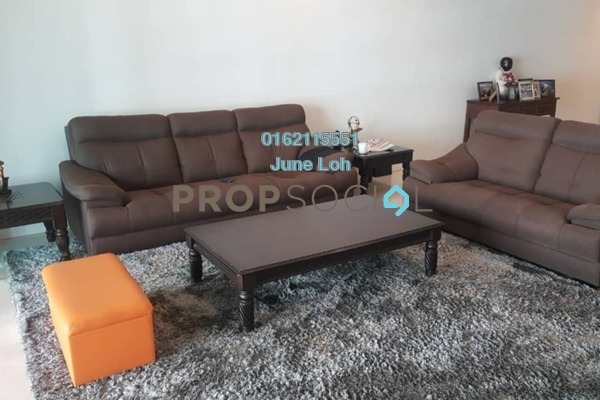 For Sale Condominium at Seni, Mont Kiara Leasehold Fully Furnished 3R/4B 1.85m