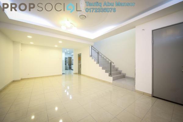 For Sale Terrace at Pandan Perdana, Pandan Indah Freehold Unfurnished 4R/3B 718k