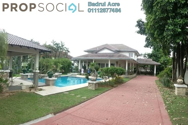 For Sale Bungalow at Country Heights Kajang, Kajang Freehold Semi Furnished 5R/5B 5m